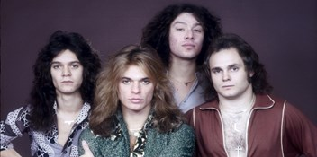 Van Halen's Official Top 10 most streamed songs in the UK