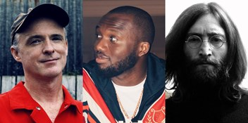Travis, Headie One and John Lennon locked in three-way battle for Number 1 album