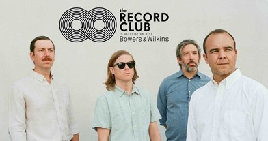 TONIGHT: Watch The Record Club live with Future Islands