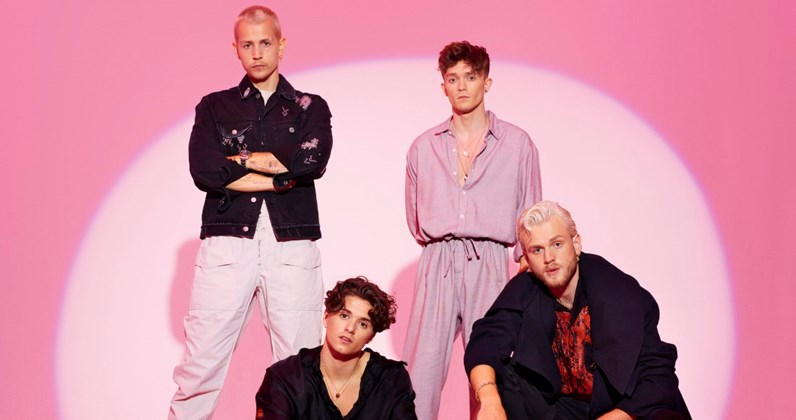 The Vamps lead all-new midweek Albums Top 5 with Cherry Blossom