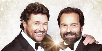 Michael Ball and Alfie Boe announce new festive album Together At Christmas