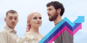 Clean Bandit and Mabel hold on at Official Trending Chart Number 1