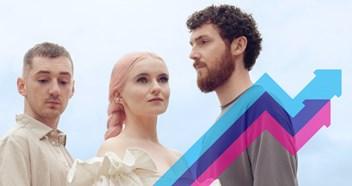 Clean Bandit & Mabel hold on to Trending Chart top spot