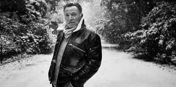 Bruce Springsteen's Official Top 20 most streamed songs in the UK