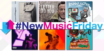 This week's new releases: Ariana Grande, Bruce Springsteen, KSI & Craig David, more