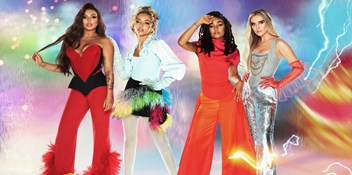 Little Mix claim third Number 1 on the Official Irish Albums Chart with Confetti