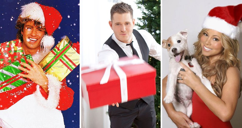 Christmas favourites return to the Official Chart earlier than ever before