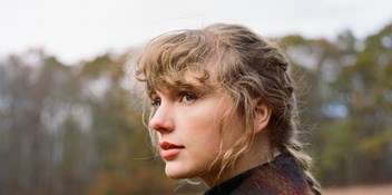 Three songs from Taylor Swift's Evermore album are set to enter this week's Official Singles Chart
