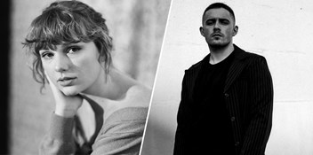 Taylor Swift and Dermot Kennedy going head-to-head on Official Irish Singles and Albums Charts