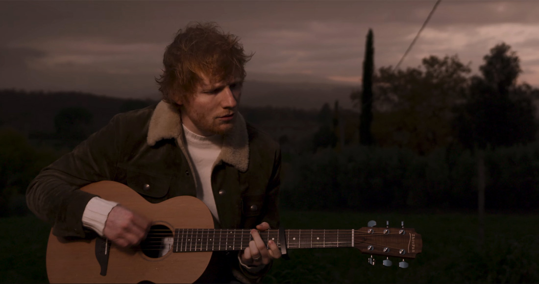 Listen to Ed Sheeran's new single Afterglow