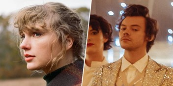 Taylor Swift takes on Harry Styles for Number 1 on the UK's Official Albums Chart