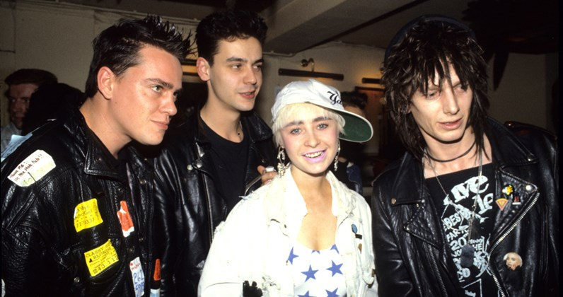 Transvision Vamp hit songs and albums