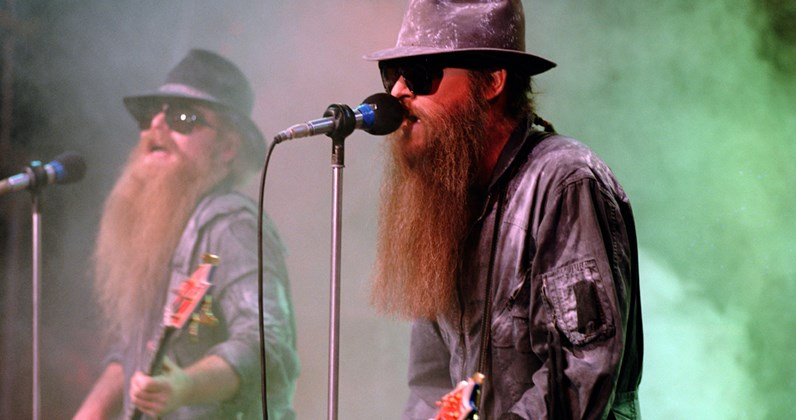 ZZ Top hit songs and albums