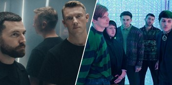 Bicep and Bring Me The Horizon battle for Number 1 album with Isles and Post Human: Survival Horror