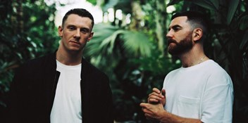 Bicep flex as highest new entry on the Official Irish Albums Chart with Isles