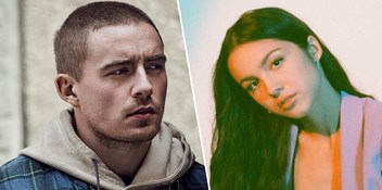 Dermot Kennedy and Olivia Rodrigo lead this week's Official Irish Albums and Singles Charts