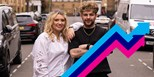 Ella Henderson & Tom Grennan return to Trending Chart peak