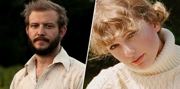 Taylor Swift to feature on Bon Iver's next album: listen to a clip of their collaboration