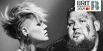 Rag'n'Bone Man and Pink to perform at 2021 BRITs